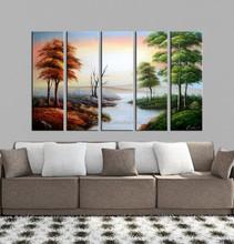 Handmade Wall Art Decor Canvas Oil Painting