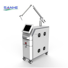 Q Switched Nd Yag Laser for tattoo removal/ tattoo removal machine for sale