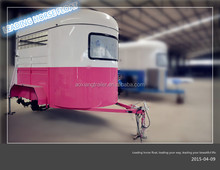 Durability horse traveling caravan, traveling trailer