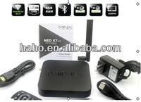 Quad Core Android 4.2 RK3188 Cortex A9 HDMI box mini android tv box Androi minix NEO X7