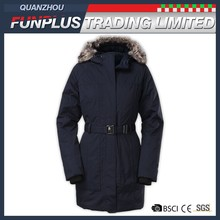 China Fashion cheap women winter jacket