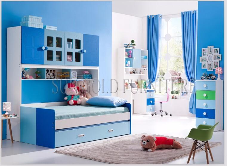 Fabbrica all'ingrosso moderna casa usata per bambini camera da ...