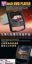 Ssangyong Korando 2012 GPS Navi Special Custom Car DVD Media Player Bluetooth SD
