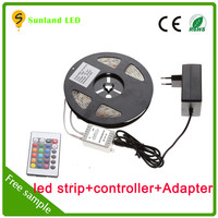 China supplier CE ROHS smd5050 connectable led strip light