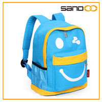 2015 Hot Design Heavy Duty Canvas Backpack Bag With Light Weight For Student
