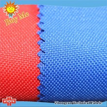 Waterproof oxford 600d polyester fabric