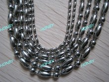 Stainless Steel Ball Shape Ornament Chain
