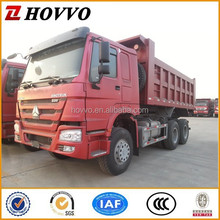 Best Price 6*4 Tipper Truck 30Ton Dump Truck