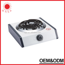 LB-100B single bunner electric hot plate 1000w for outdoor cooking