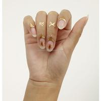 New Design Metallic Nail Tattoo/ Nail Decal/ Nail Stickers