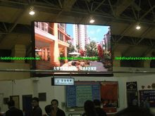 Energy saving full color HD LED video display screen new products 2014 soft led curtain with 3d effect