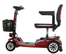 Ningbo SKD eec electric three wheel scooter
