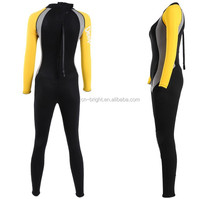 2015 new design neoprene Surf wetsuit,diving suits for woman