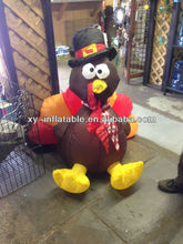 Funny inflatable thanksgiving decorations