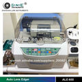 China mejor los instrumentos oftálmicos ale-600 auto bordeadora lente