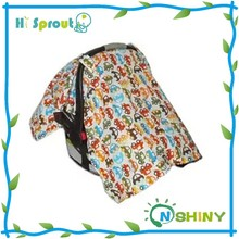 100% Cotton and Warm Protection Baby Carrier Canopy