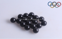 top quality black paitball for special competitio