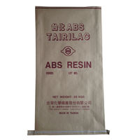 25KG kraft paper bag packing chemical raw materials cement woven bag