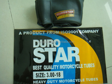 inner tube of pneumatic tyre for motor cycle