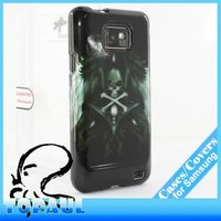 Black Devil Skull Hard case for SamSung Galaxy S2 i9100,i91005