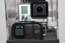 FOR NEW GoPro HD Hero3 Black Edition Wi-Fi Video Camera + Wasabi Battery Pack + 16GB Micro SDHC + Carrying Case + Accessory Ki