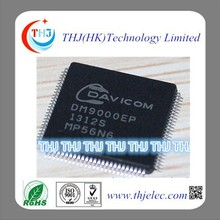 DM9000EP IC ENET CNTRL 10/100M PHY 100LQFP ISA to Ethernet MAC Controller with Integrated 10/100 PHY