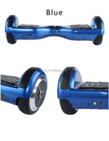 China hoverboard two wheel drift scooter/dual wheel electric scooter/wheel travel scooter