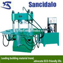 no automatic and manual method concrete interlocking brick making machine sancidalo brick machine