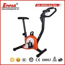 Professionally manufactory hot sale item belt bike for indoor use