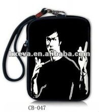 Famous people print EVA camera cases