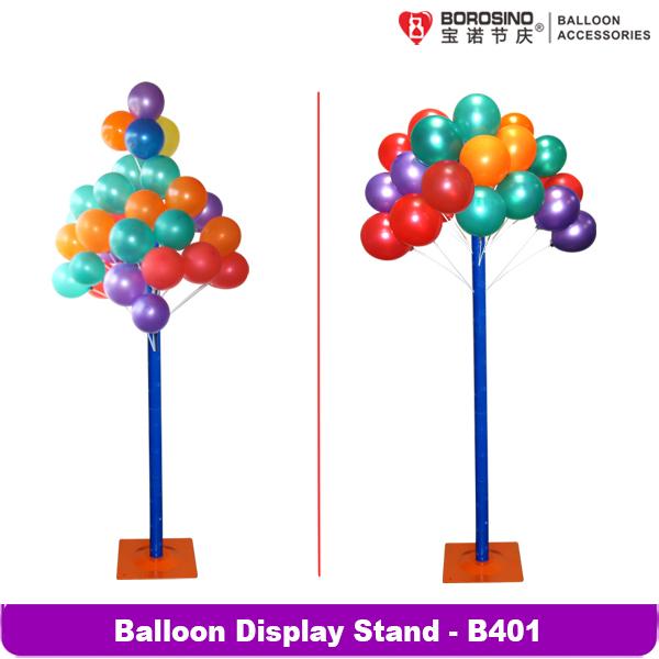 B401 balloon tree ddvertising display stands buy for Donde comprar globos