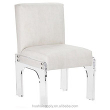 environmental dining room furniture white chair acrylic sofa