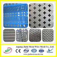 hot sale! manufacture decorative aluminum perforated ceiling panel