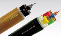 Aluminum conductor aerial insulated cable , ABC cable service drop cable