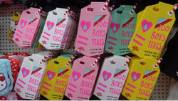 Milk cartons phone cases Soft Silicone case For iphone6 6plus 5 5s Phone cover
