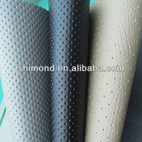Hot Selling PVC Leather For Car Seat Covers Leather For Sofa