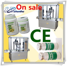 Fully automatic vial plastic bottle cap seal machine,vial crimping machine,caps capping vial machine