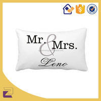 Christmas Item, Gifts For Newly Married Couple, Custom Couples Throw Pillow Case Cover