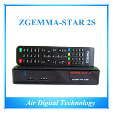 HD Zgemma-star 2s twin tuner dvb s2 satellite receiver no dish clone vu duo