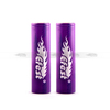 Top selling in stock!! Efest 18650 35a purple battery 35A discharging current 2500mah efest imr 18650 battery efest 35a flat top