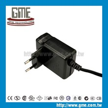 wall EU Power Adapter 12V 1A AC/DC switching power supply high quality
