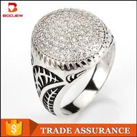 China alibaba supplier wholesale fine handmade vogue design fashion men finger rings jewelry