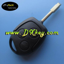 Best Price smart remote key for Ford Mondeo remote key 3 button 433Mhz 4D60 chip