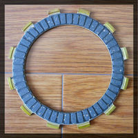 FD110 motorcycle clutch plate ,motorcycle friction plate,automatic transmission clutch disc ceramic clutch disc