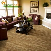 Click Vinyl Flooring pvc vinyl flooring covering balcony For Indoor