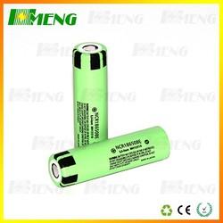 DHL/UPS/FedEx Shipping NCR 18650BE 3.7v 3200mah 4A li ion battery NCR18650BE 3200mah battery Cell Battery Pack