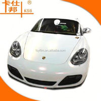 Advanced Sticker!cool factory price white bottom light changing car body sticker