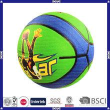 hot sell promotional customized logo panel basketball