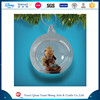 Glass Hanging Ornament for Christmas Tree