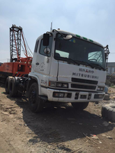 used fuso tractor head for sale